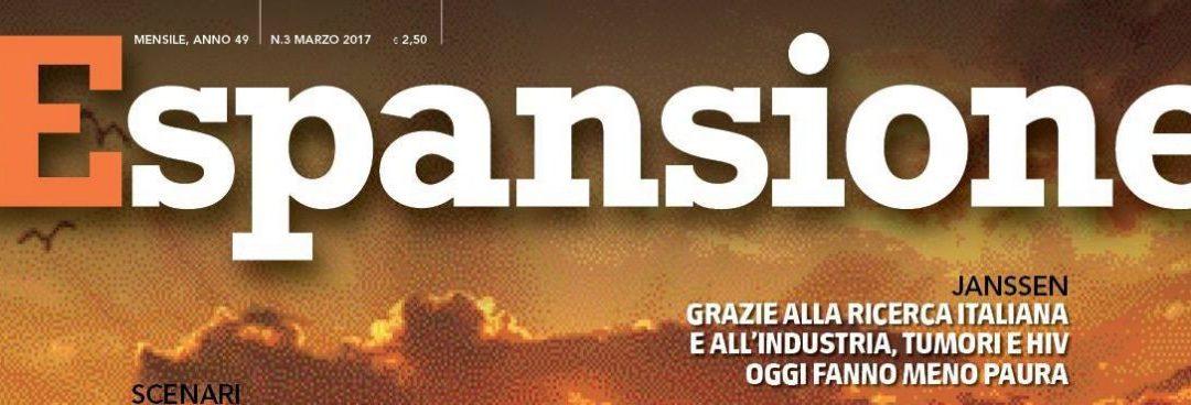 Industria Felix porta la Puglia in copertina su Espansione