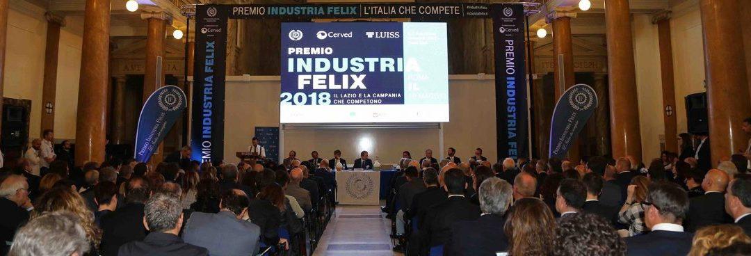 Industria Felix, Boccia (Confindustria): «Le istituzioni e l'opinione pubblica ascoltino la voce delle imprese»