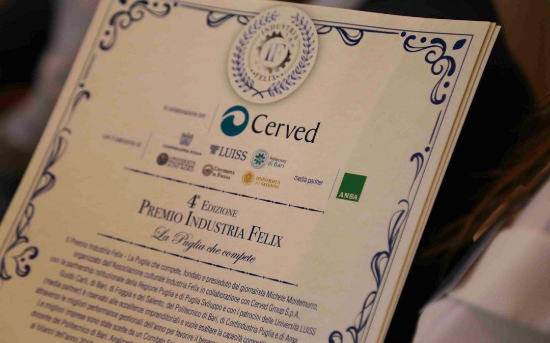 Industria Felix: ecco le aziende più performanti di Puglia