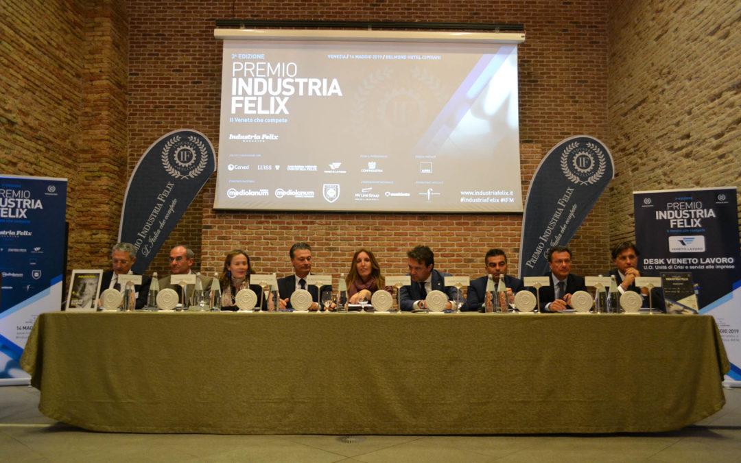 Imprese, Veneto: Industria Felix: ecco le 32 imprese performanti e primaste di bilancio