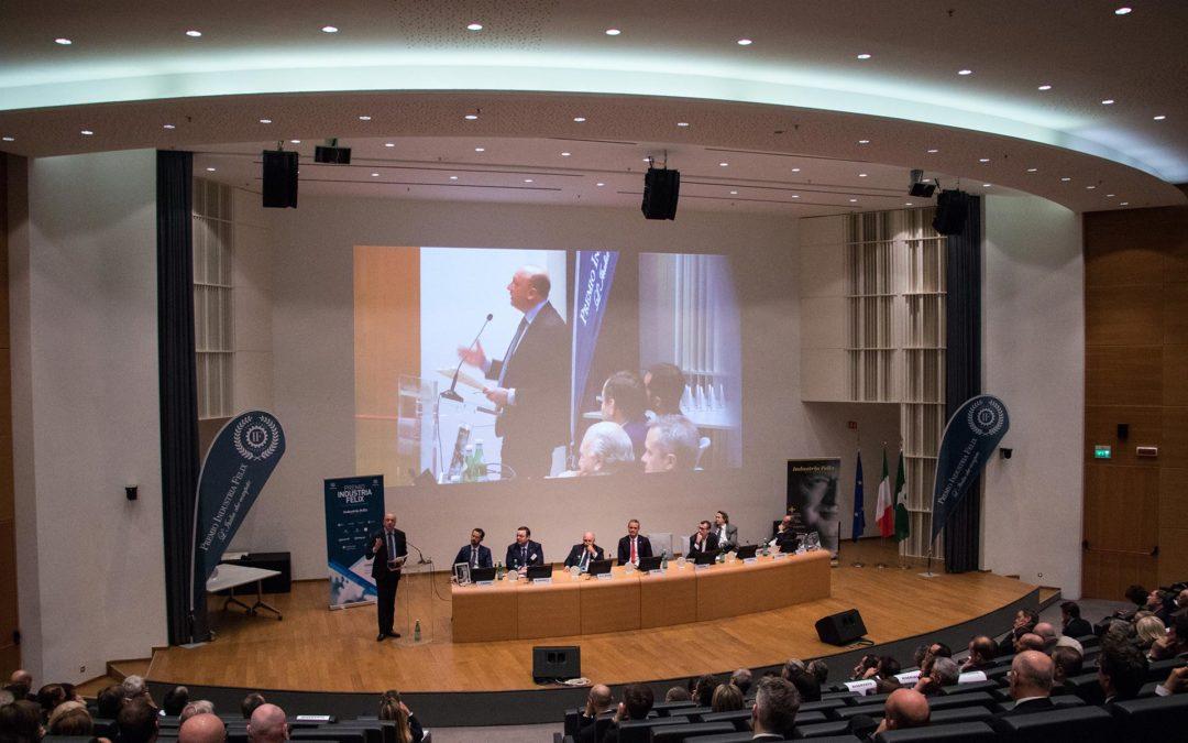 Imprese, Veneto: Industria Felix, riconoscimenti per 32 aziende