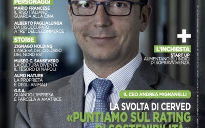 Debutta in edicola il trimestrale Industria Felix Magazine con Il Sole 24 Ore