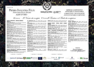 Albo d'oro Veneto, Trentino Alto Adige e Friuli Venezia Giulia (Evento Online del 19/06/2020)