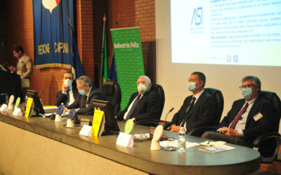 De Luca alle imprese di Industria Felix: «Rappresentate il punto di forza della Campania»