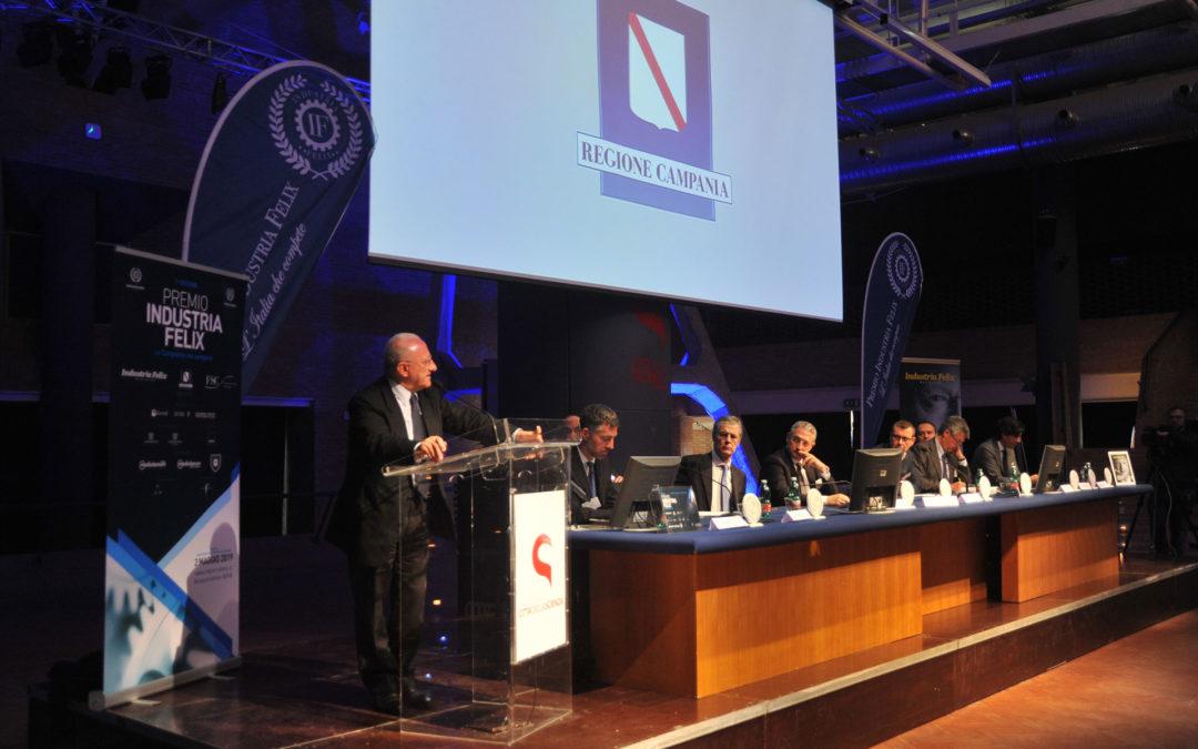 Regione Campania: 100 milioni per le aziende
