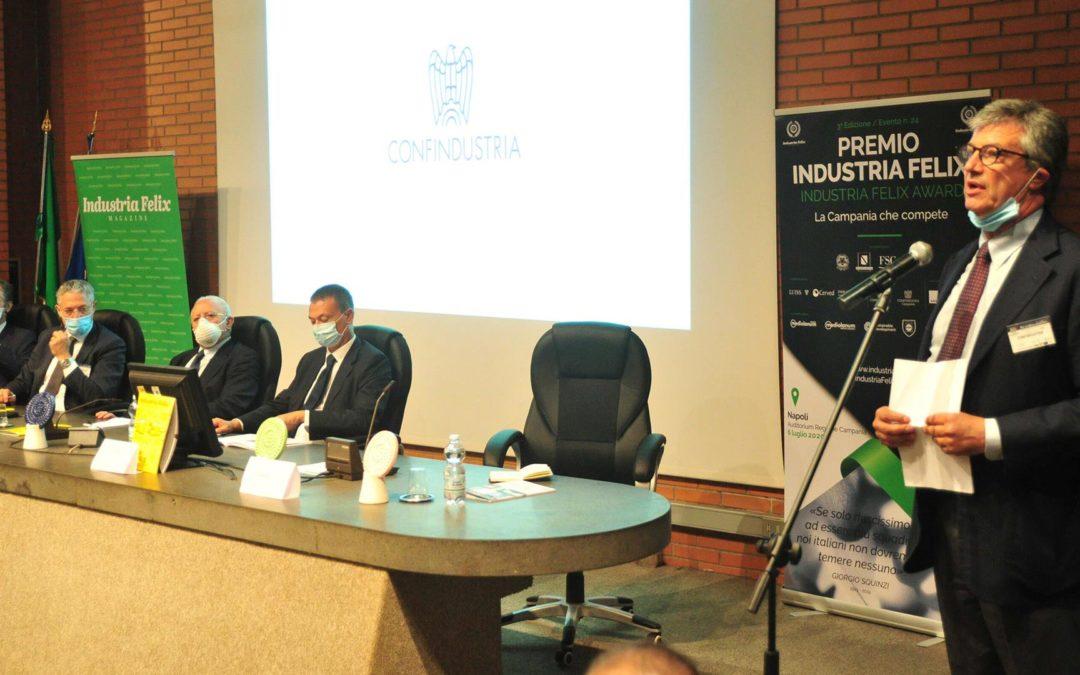 L'Industria Felix d'Italia: 122 imprese al top