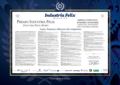 Albo d'Oro 2021: Lazio, Toscana, Abruzzo (04/03/2021)