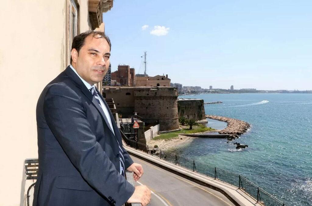 Il sindaco Melucci: «Taranto è orientata verso una transizione che cancellerà i guasti del passato»